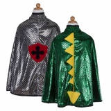 Great Pretenders Reversible Dragon/Knight Cape